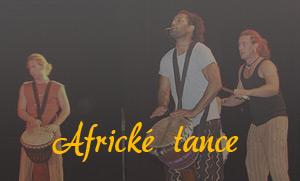 Africké tance